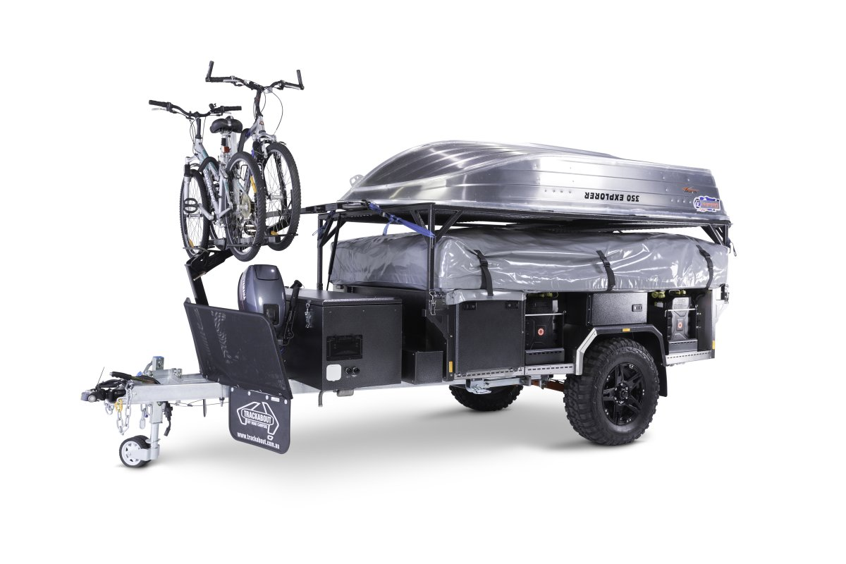 Build your trailer | Trackabout Campers